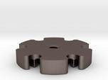 Star heatsink 20mm for KRCNC2 side ports