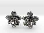 Wild Rose Earrings
