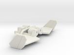 Thrust stablizers for CW Air Raid
