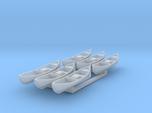 US Navy 26ft motor whaleboat 1/350