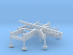 1/144 Scale Nike Missile Launch Pad