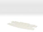 DeAgo Millennium Falcon sheets for side panels mod