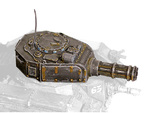 28mm Nemesis tank turret (for old LRBT kit)