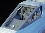 Cockpit Canopy Frame for Revell 1/29 X-Wing