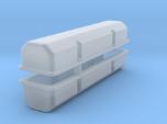 SBC 1/18 Modular valve covers pair