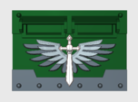 Winged Death Sword : M2a Troop Tank Front
