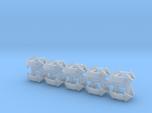 Assault Squad #2 Shoulder Pad icons