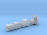 1/64 Drag Conveyor Combo Flat