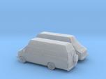 1/160 2X 1986-93 Dodge Ram Custom Van/RV