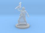 Female Dragonborn Barbarian