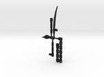 POTP Dinobot Slash Weapon accessories
