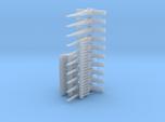 Ratcheting Load Binder set of 10 (1/24 scale)