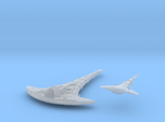 Destiny and Seed ship armada scale