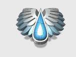 60x Angel Tears - Shoulder Insignia pack