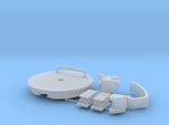 1/16th Panther Turret Rear Hatch