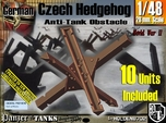 1/48 Anti-Tank Hedgehog set001