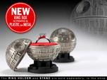 Death Star Ring Box - Proposal/Engagement Ring Box