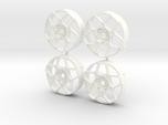 MST / Oversliders Futura Insert (x4)