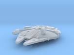 1:1500 Millenium Falcon, gear up