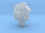 Rescue Patrol Sub-commander's Head