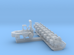 1:350 Scale Aircraft Carrier Forklift Set #2