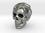 Double Skull Pendant