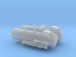Torpedotubeends 1 to 35 Italeri