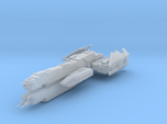 UNSC Nevada Ligh cruiser high detail