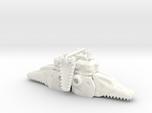 Terror Combiner's Dragon Head Knee Caps