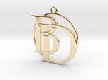 Initials B&D monogram