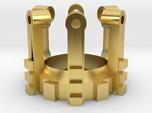 Part 02 C (crystal holder)
