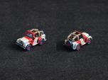 Miniature Jeep 20mm (1 - 4 pcs)