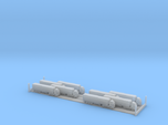 Refrigerated Lorries (1:1250) x8
