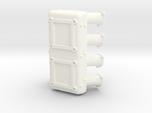 LS3/LSX 1/12 dual carb intake no injectors