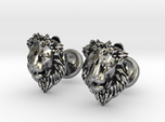 Lions Head cufflinks