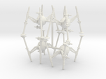 6mm OG 9 Spider Robots