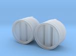 Moebius EVA Pod: Pipe Thingies Vertical