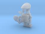 PARTS-KIT / Astronaut Study / Moebius EVA Pod