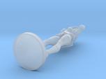 Sandra Claus w/ snowball mini