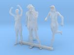 HO Scale Standing Women 2