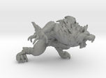 Werewolf DnD 1/60 miniature for games and rpg
