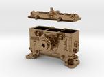 Nathan DV2 Lubricator - 1 1/8' scale