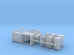 1/87th Truck Shop Lubrication Rack