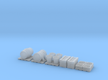 N Scale 1:160 Cargo Accessories