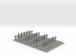 N Scale Cemetery Graves Graveyard (L) 1:160