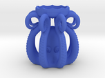 Plastic Octopus Candle Holder