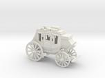 HO Scale Stagecoach