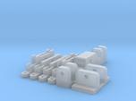 Doppelachs-Lenkung für 4a-LKW