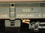 8 No. Re-Railers Type 1 Hanging N Scale 1:160