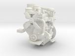 1:6 Continental Bantam Engine for 1:6 Jeep